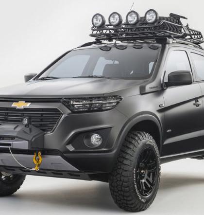 new Chevrolet Niva