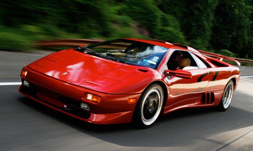 Легендарные автомобили Lamborgini