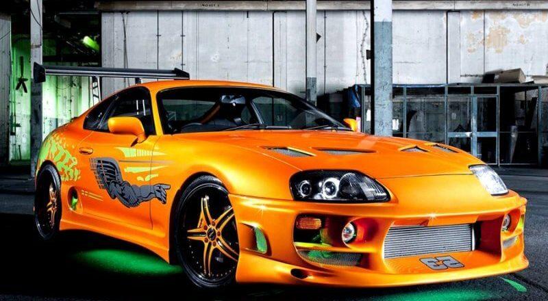 Самые культовые автомобили из кино