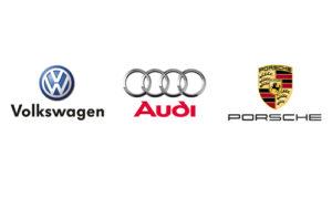 Volkswagen, Audi, Porsche в Астане
