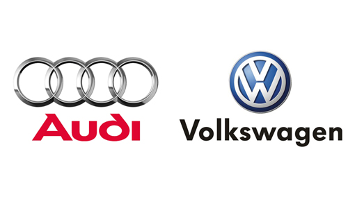Volkswagen, Audi в Алмате