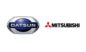 Mitsubishi, Datsun в Астане