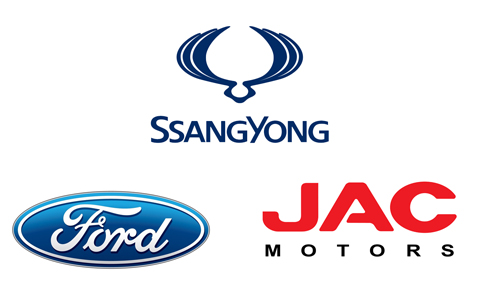 Ford, JAC, SsangYong в Алмате