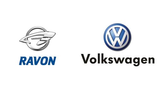 Ravon, Volkswagen в Актау