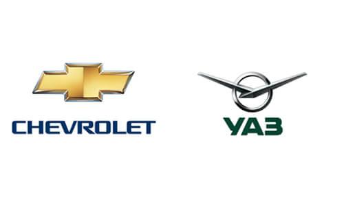 Chevrolet и UAZ в Уральске