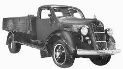 История компании Тойота