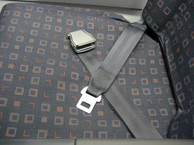ремень безопасности в авто