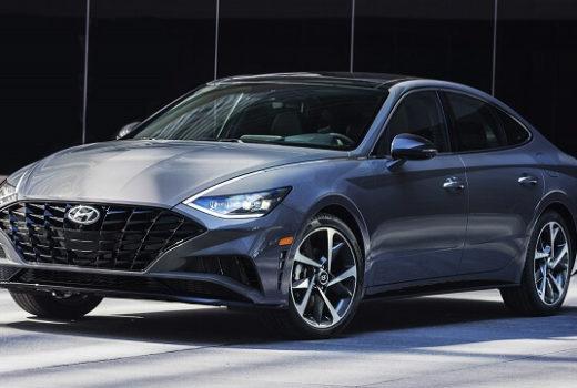 Новая Hyundai Sonata 2020