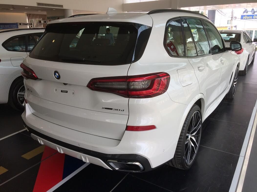 BMW X5 xDrive 30d M Sport 2019