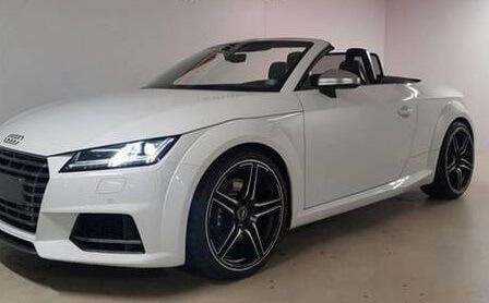 Audi TTS Roadster 2.0 quattro 2019
