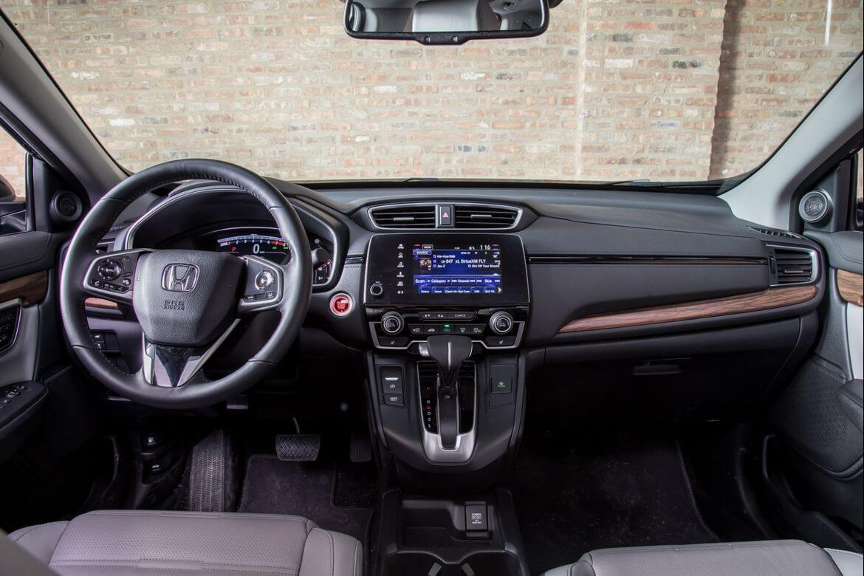 внедорожник Honda CR-V 2019