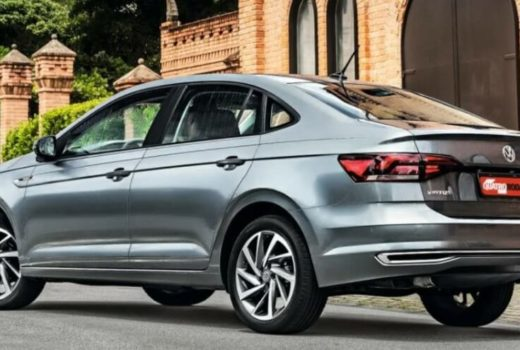 Новый Volkswagen Polo 2020