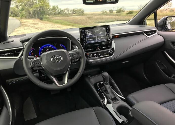 Toyota Corolla 2020 обзор