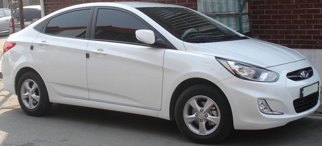 Какой авто лучше купить за 3000000 тенге Hyundai Solaris