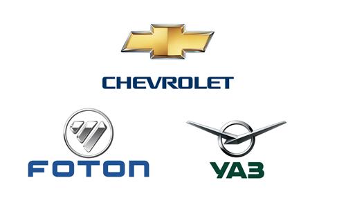 Chevrolet, Foton, UAZ в Алмате