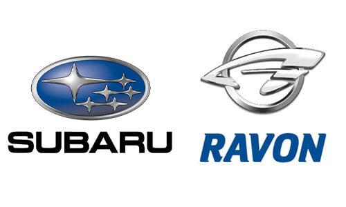 Ravon и Subaru в Уральске