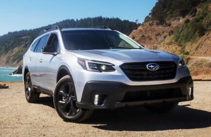 Subaru Outback 2020 это лучший автомобиль