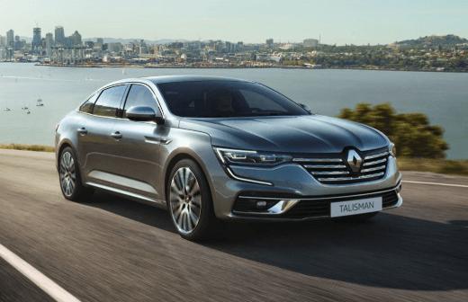 Новый Renault Talisman