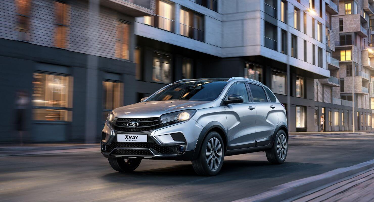 Lada Xray Cross Instinct