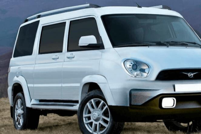 УАЗ Буханка 2-го поколения