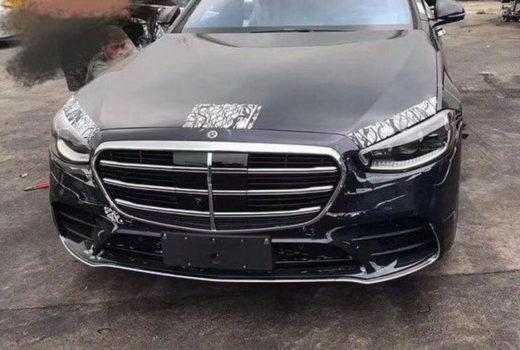 Раскрыты новые подробности о Mercedes S-Class W223