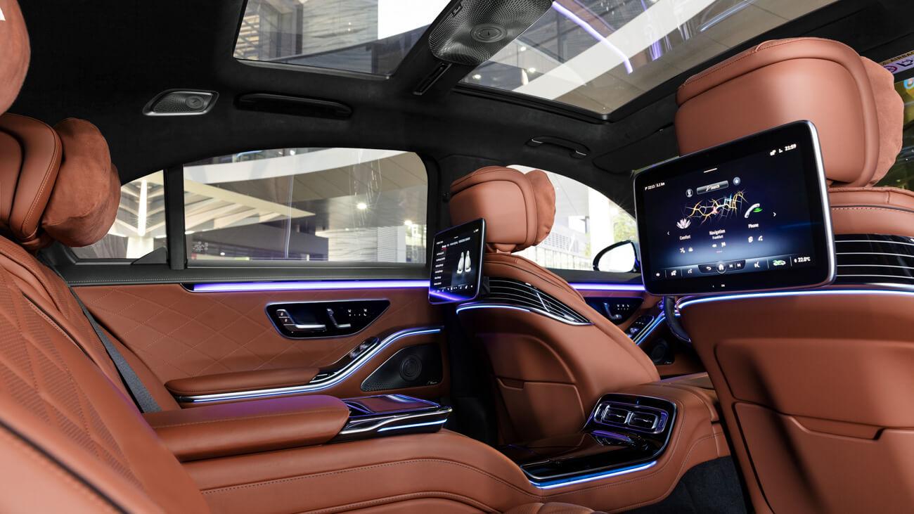 Mercedes-Benz S-класс W223
