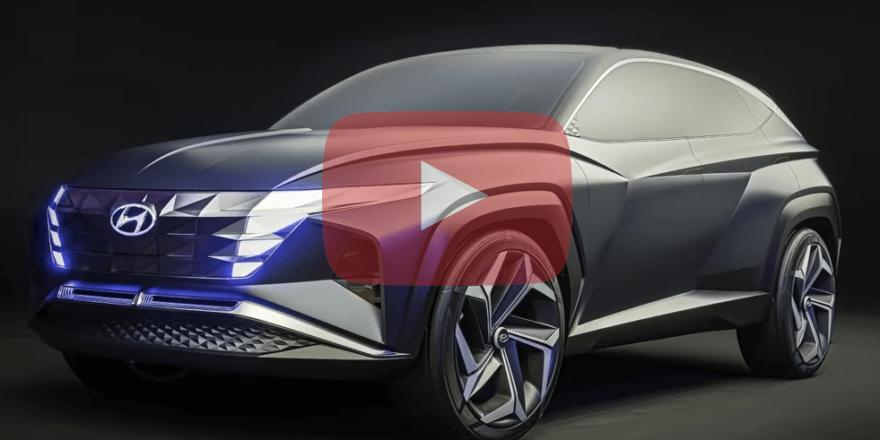 Новый Hyundai Tucson 2021
