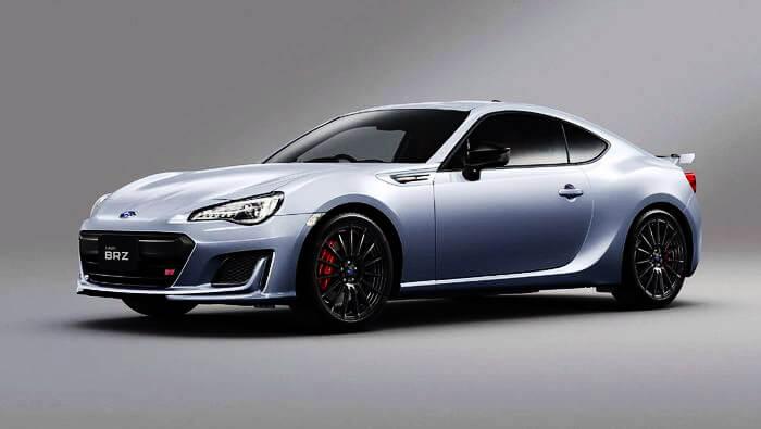 Новая Subaru BRZ осенью 2020 года выходит на рынок
