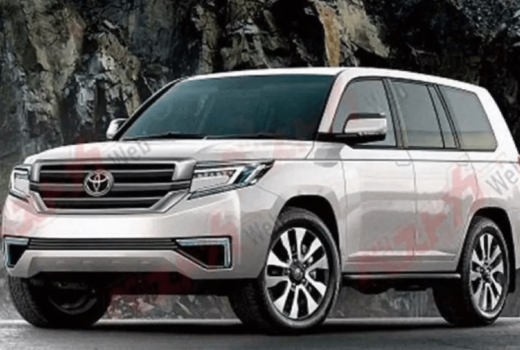 Toyota Land Cruiser 300 стала известна дата старта продаж