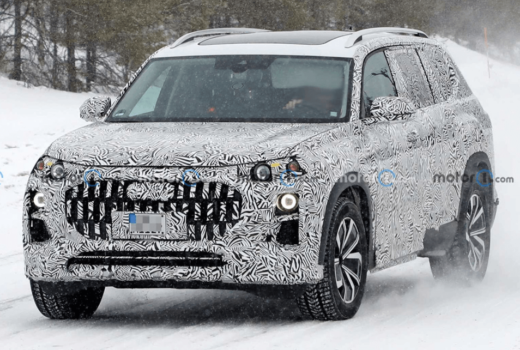 Audi Q9 - Премьера намечена на 2022 год