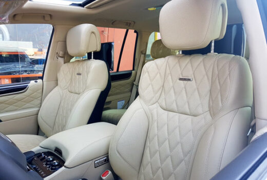 Как лучше чистить автомобильные сиденья - Автомобильные советы